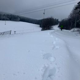 Der Winter meldet sich zurück