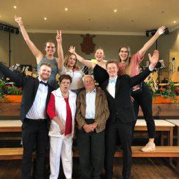 SeniorChef Franz & SeniorChefin Ursel