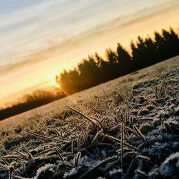 ein Hauch Winter