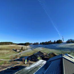Panorama von unserer Dachterrasse 👀
