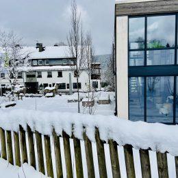 Wildewiese ist bereit für den ersten & vielleicht auch wieder letzten Skitag der Saison! ⛷