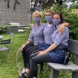Steinbergs Mund- Nasen- Maske